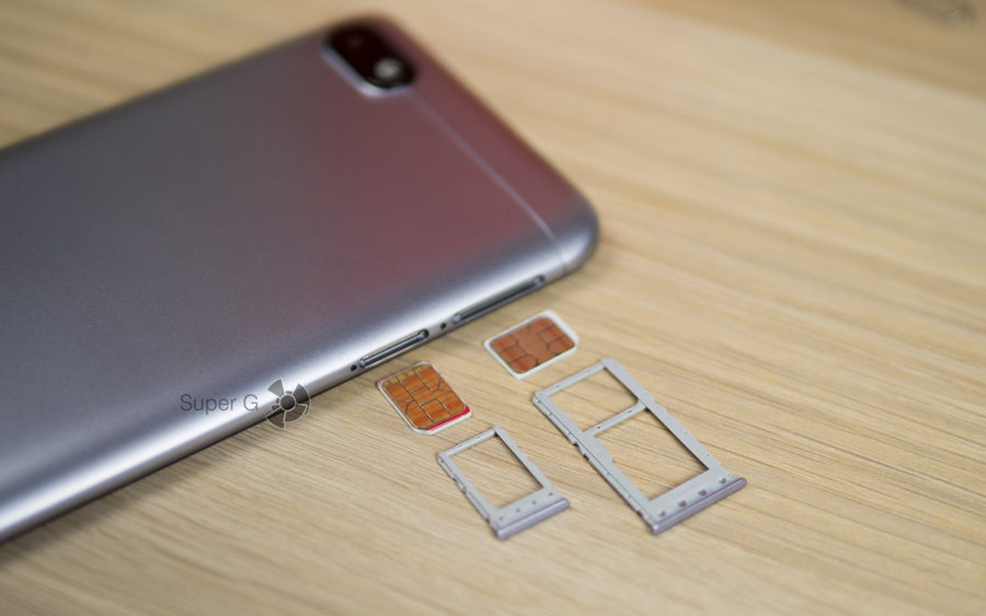 Xiaomi redmi 6a глючит