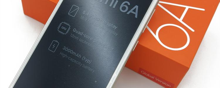 Xiaomi redmi 6a быстро садится батарея