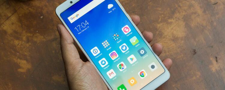 Закрывается приложение на Xiaomi redmi note 5