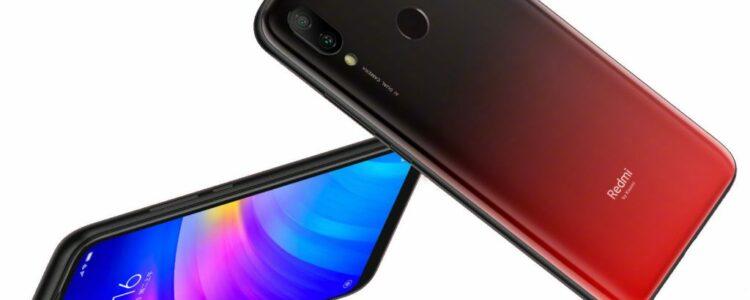 Xiaomi Redmi 7 не работает сканер отпечатков пальца - Решение