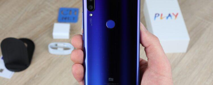 Глючит камера на Xiaomi Mi Play - Решение проблемы