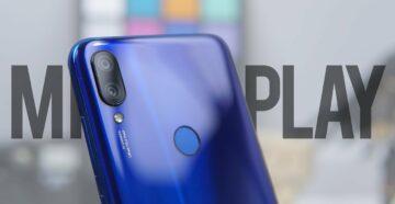 Xiaomi Mi Play медленно заряжается - Восстановоение