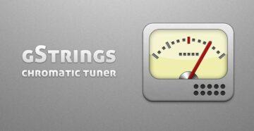 Gstrings лучший гитарный Tuner для Android
