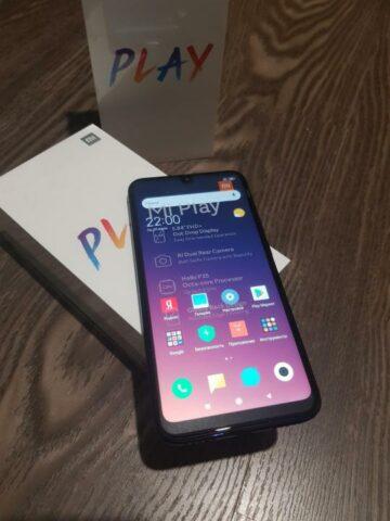 Тусклая яркость экрана Xiaomi Mi Play - Ремонт Сяоми