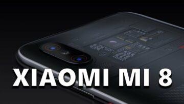 Xiaomi mi 8 горит красный индикатор