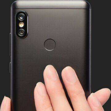 Xiaomi redmi not 5 не работает сканер отпечатков пальца