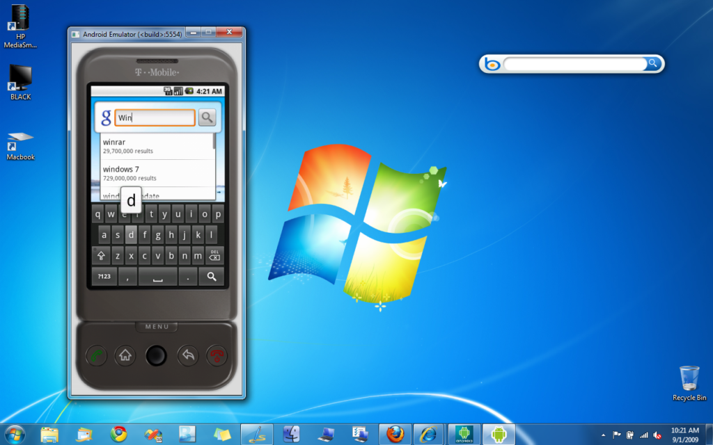 Эмулятор Android для ПК