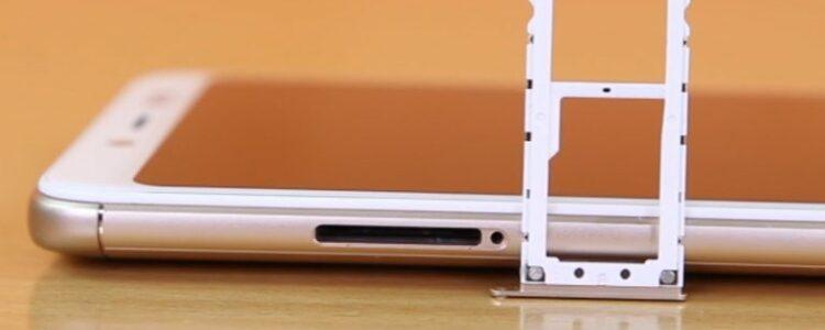 Xiaomi redmi note 5 не видит сим