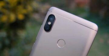 Не звонит Xiaomi redmi note 5 - Ремонт Сиаоми