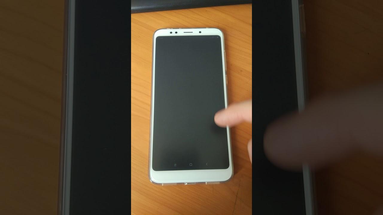 Xiaomi redmi 5 глючит сенсор зависает - Ремонт