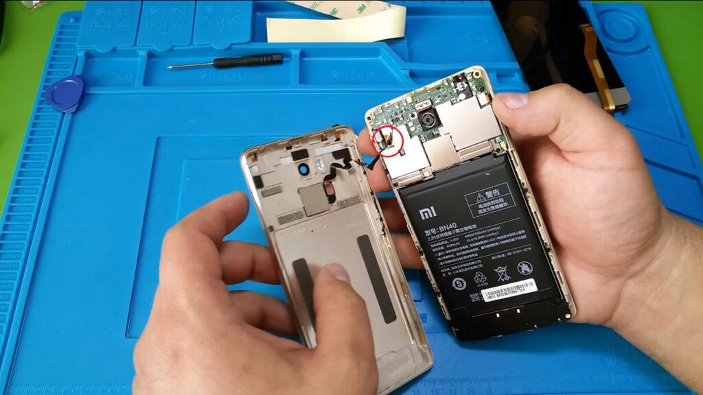 Xiaomi redmi 4 не включается - Восстановление телефона xiaomi