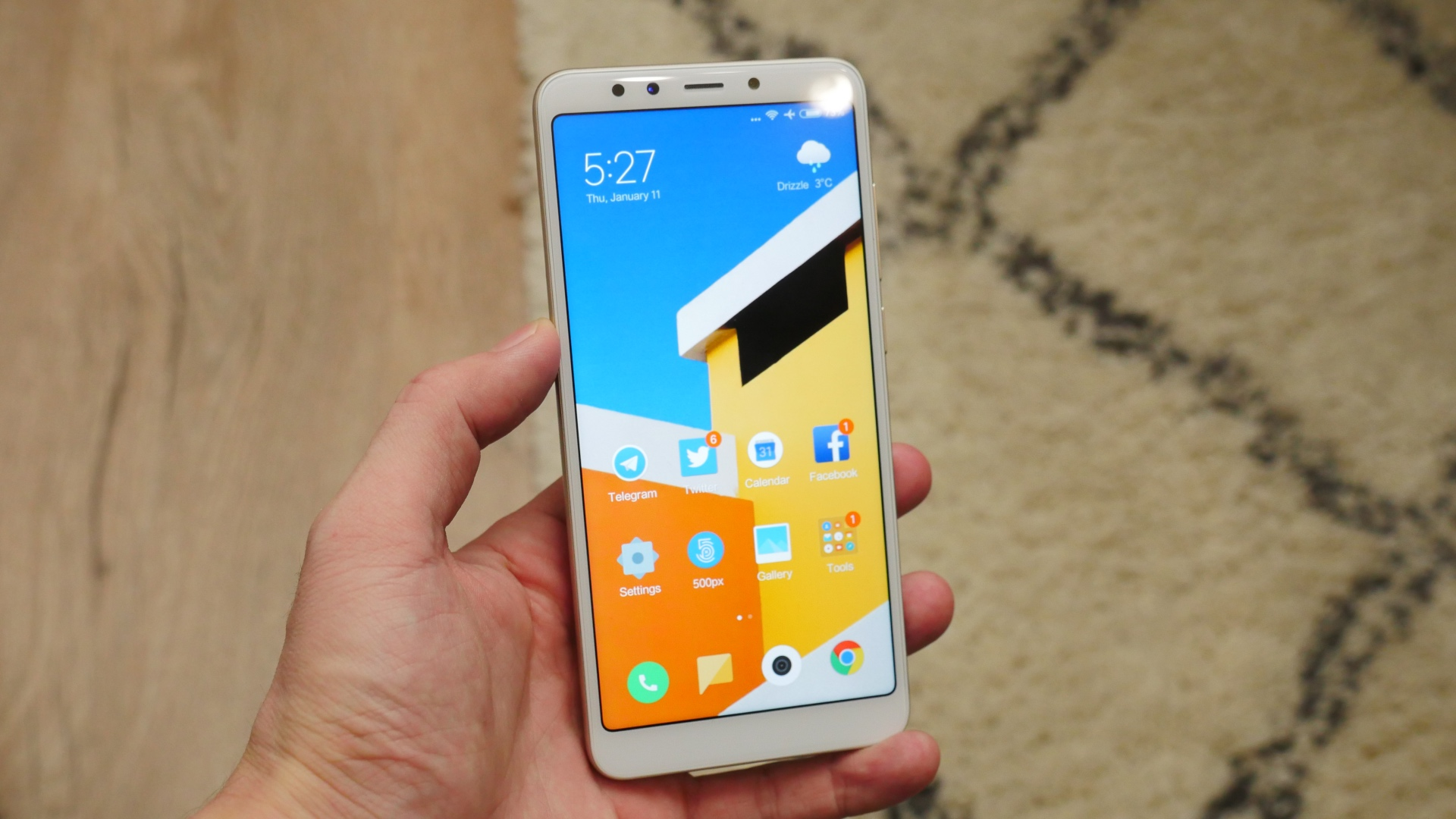 Xiaomi redmi 5 звонит сам по себе - Решение проблемы
