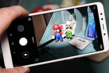 Глючит камера на xiaomi redmi 5 - Решение проблем
