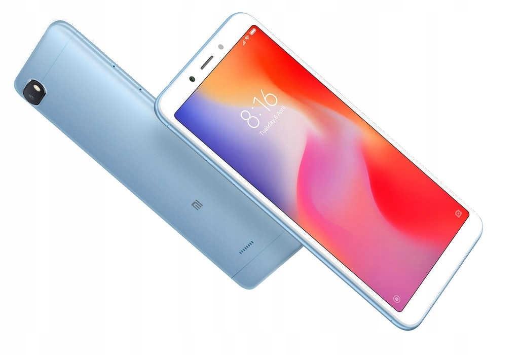 Xiaomi redmi 6a не включается горит красный индикатор