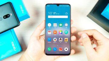 Meizu Note 9 не работает сканер отпечатков пальца - Решение
