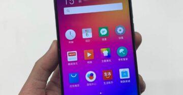 Meizu Note 9 не работают сенсорные кнопки