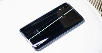 Meizu Note 9 не включается горит красный индикатор - Решение