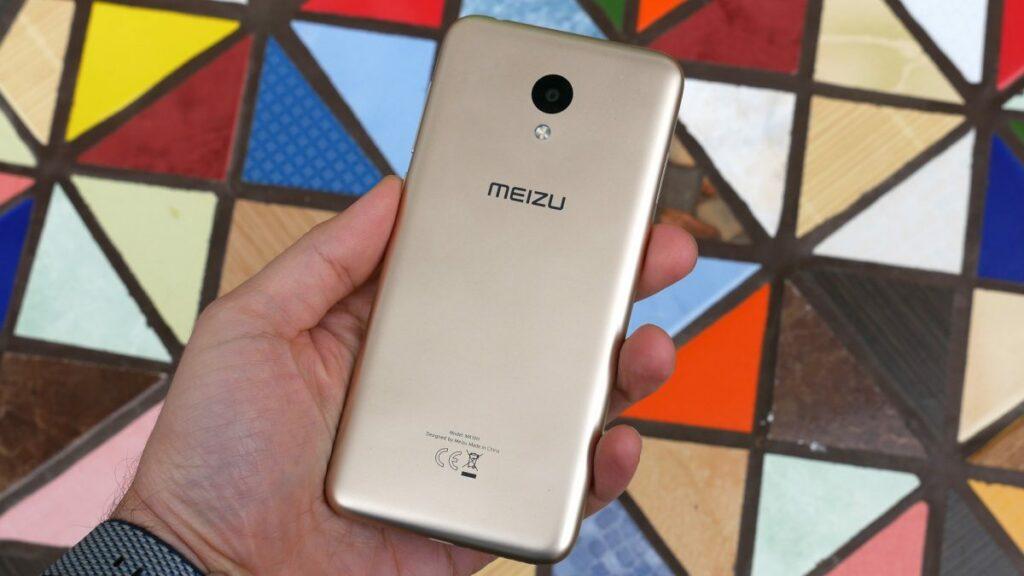 Тусклая яркость экрана Meizu M8 - Восстановление