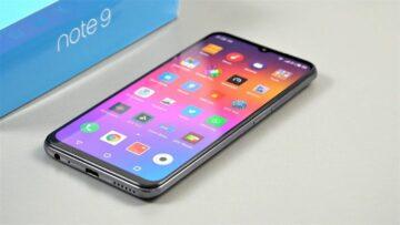 Глючит датчик приближения на Meizu Note 9