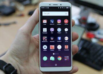Meizu M8 нет подсветки дисплея - Решение