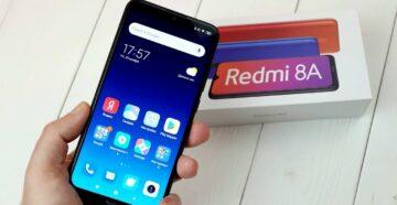 Xiaomi redmi 8A моргает индикатор и не включается