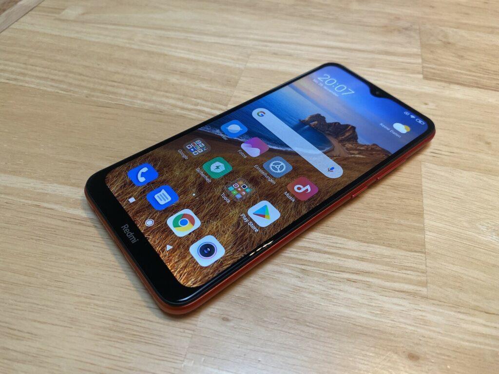 Xiaomi redmi 8A выключается, а потом сам включается