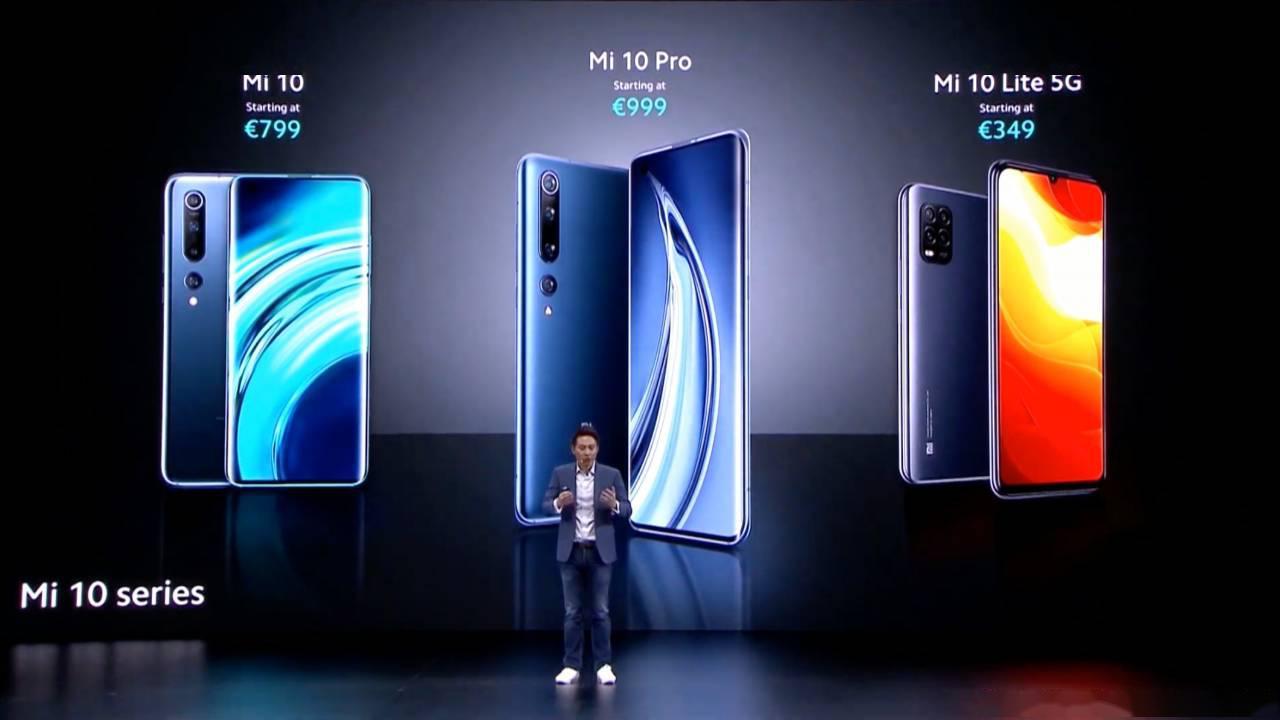 Новые телефоны Xiaomi в 2020.