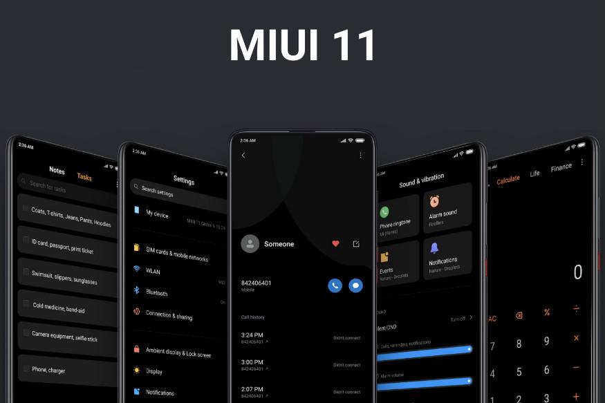 Установить обновление Android 11 на Xiaomi